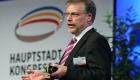 Prof. Dr. Gunther Duek - HSK 2015 - Foto Conplore