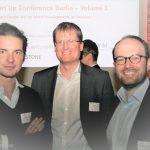Luther Experts Tüxen (m) + von Massenbach (r)