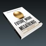 Buchcover - Future Work und Megatrends - von Sascha Rauschenberger