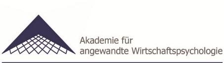 Akademie für angewandte Wirtschaftspsychologie - AkaWiPsy Logo