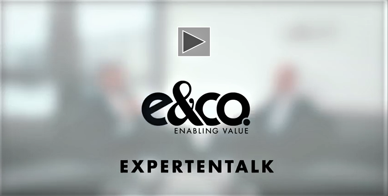 e&Co. AG - Expertentalk-Video Transformation in der Beschaffung