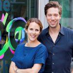 Katherin Kirschenmann und Florian Hoffmann, Gründer The Do School