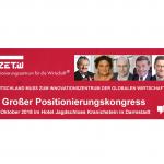 Positionierungskongress - Logo Positionierungszentrum für die Wirtschaft