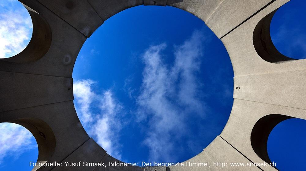Der begrenzte Himmel - Bild simsek.ch