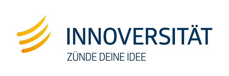 Innoversität - Zünde Deine Idee - Logo