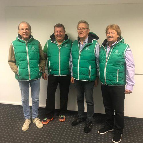 Foto: Mitarbeiter des Teams Ruhrgebiet (Quelle: MIGO GmbH)