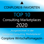 Conplore Favoriten Top 10 Consulting Marketplaces 2020 Liste