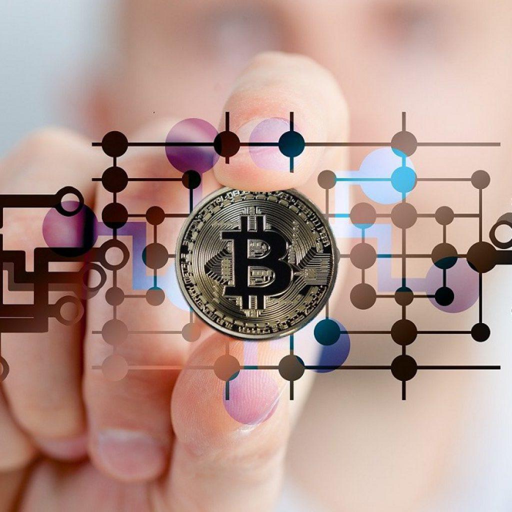 Blockchain - Kryptowährungen - Bitcoin - Bild geralt -pixabay