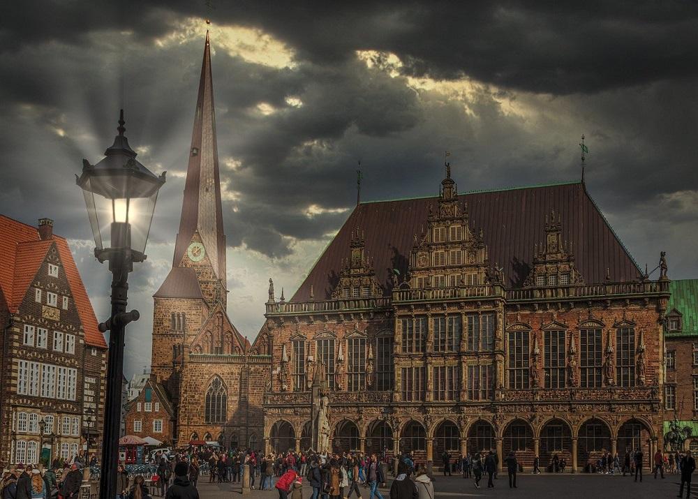 Deutsche Großstädte Platz 11 - Großstadt Bremen - Foto analogicus - pixabay