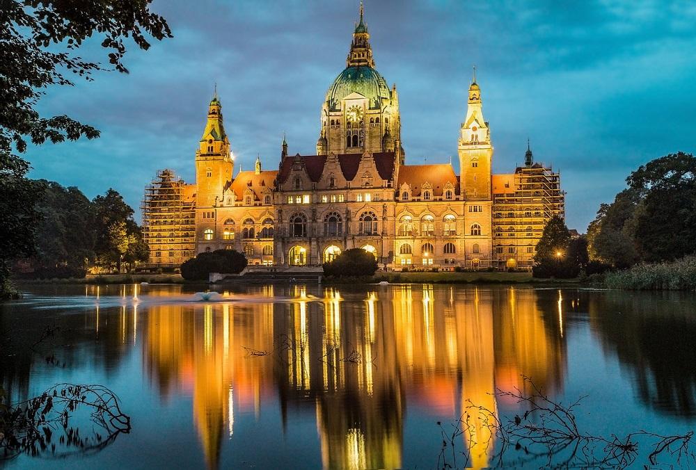 Deutsche Großstädte Platz 13 - Großstadt Hannover - Foto Kookay - pixabay