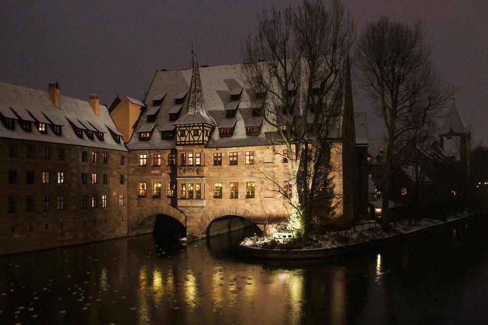 Deutsche Großstädte Platz 14 - Großstadt Nürnberg - Foto blende12 - pixabay