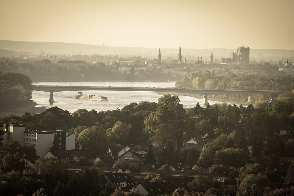 Deutsche Großstädte Platz 19 - Großstadt Bonn - Foto Didgeman - pixabay