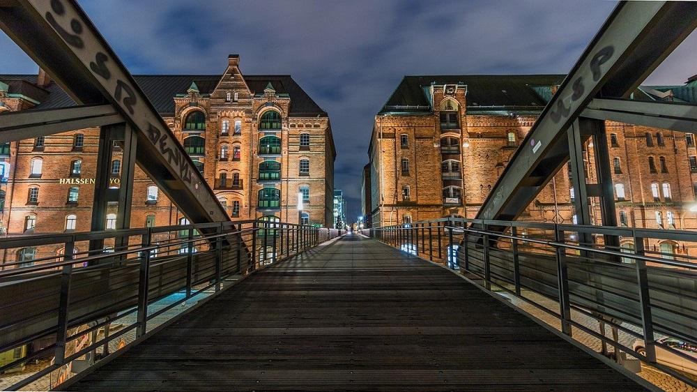 Deutsche Großstädte Platz 2 - Großstadt Hamburg - Foto KarstenBergmann - pixabay