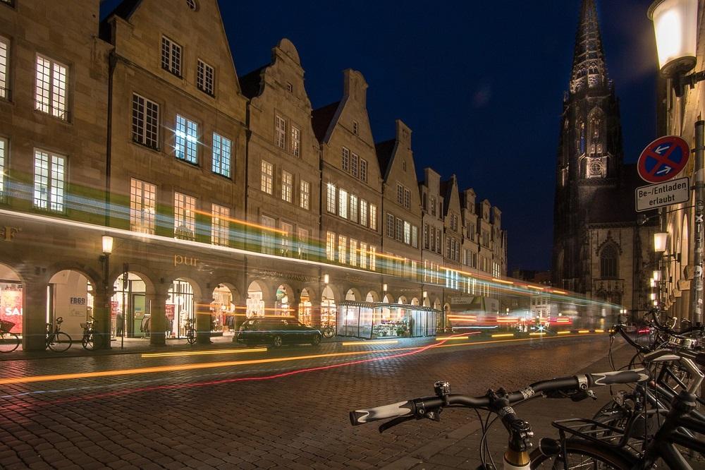 Deutsche Großstädte Platz 20 - Großstadt Münster - Foto gustavsommer - pixabay