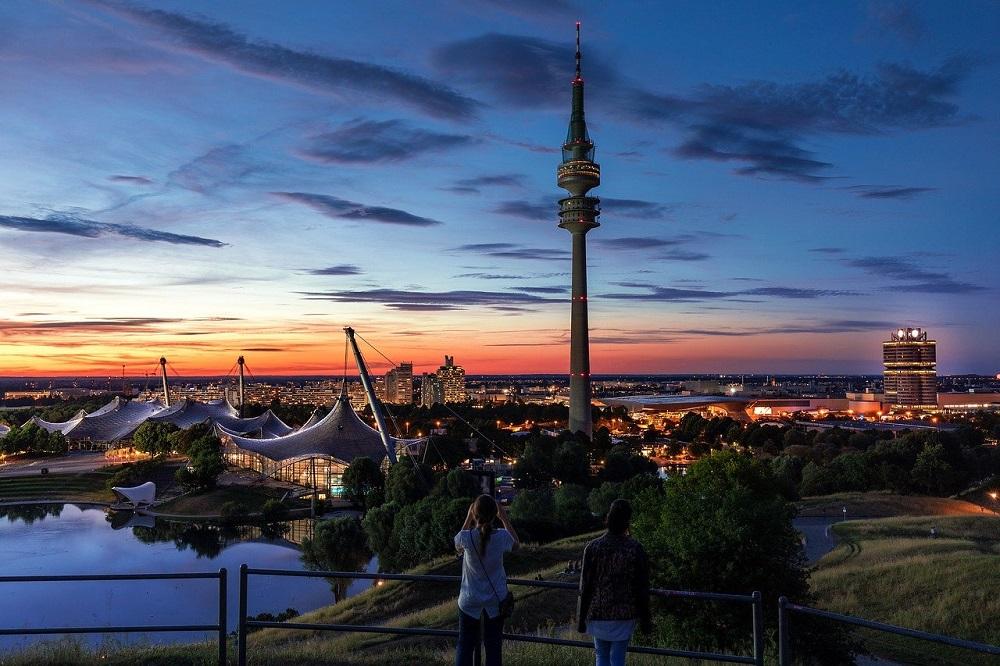 Deutsche Großstädte Platz 3 - Großstadt München - Foto designerpoint - pixabay