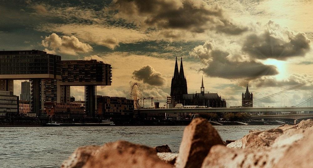 Deutsche Großstädte Platz 4 - Großstadt Köln - Foto pixel2013 - pixabay