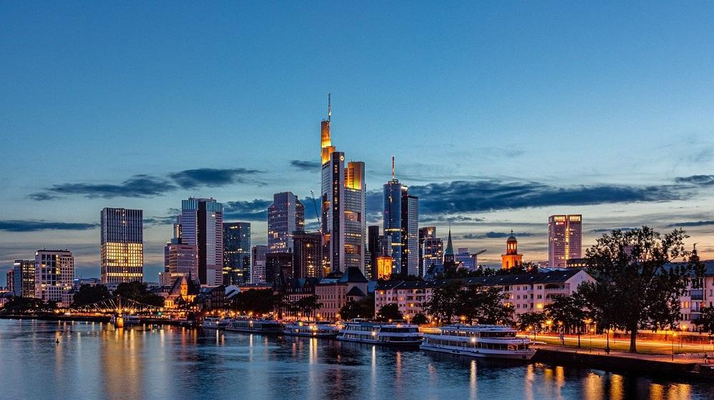 Deutsche Großstädte Platz 5 - Großstadt Frankfurt am Main - Foto Dagobert1980 - pixabay