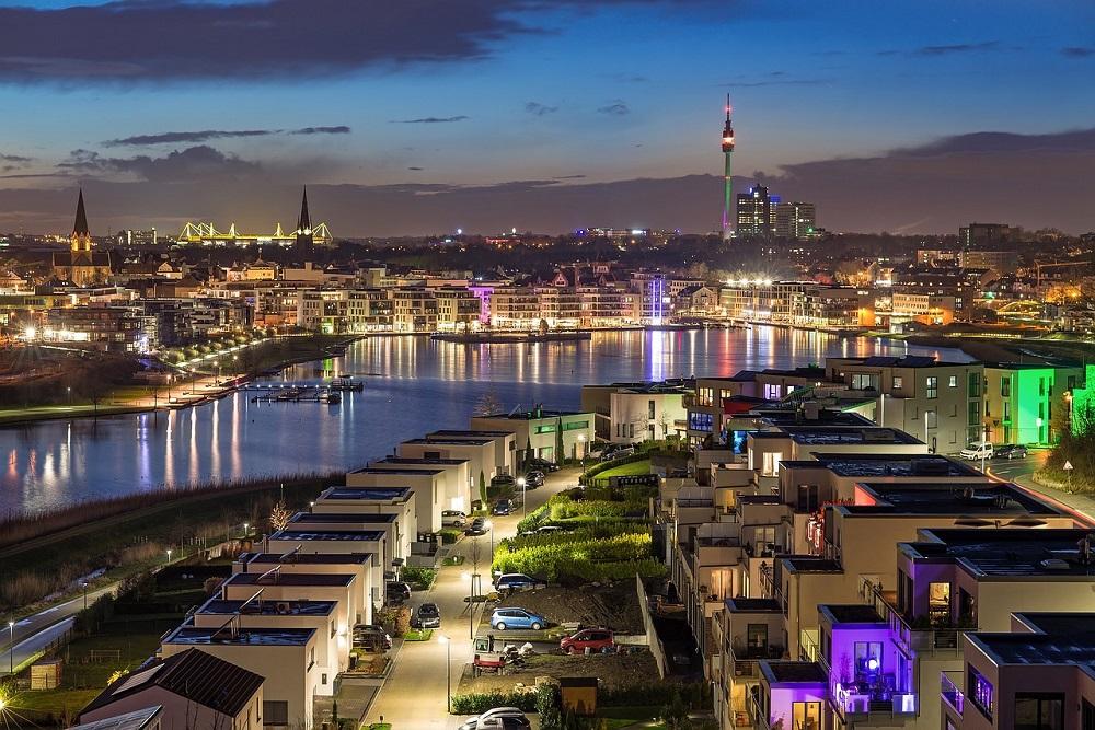 Deutsche Großstädte Platz 9 - Großstadt Dortmund - Foto EvgeniT - pixabay