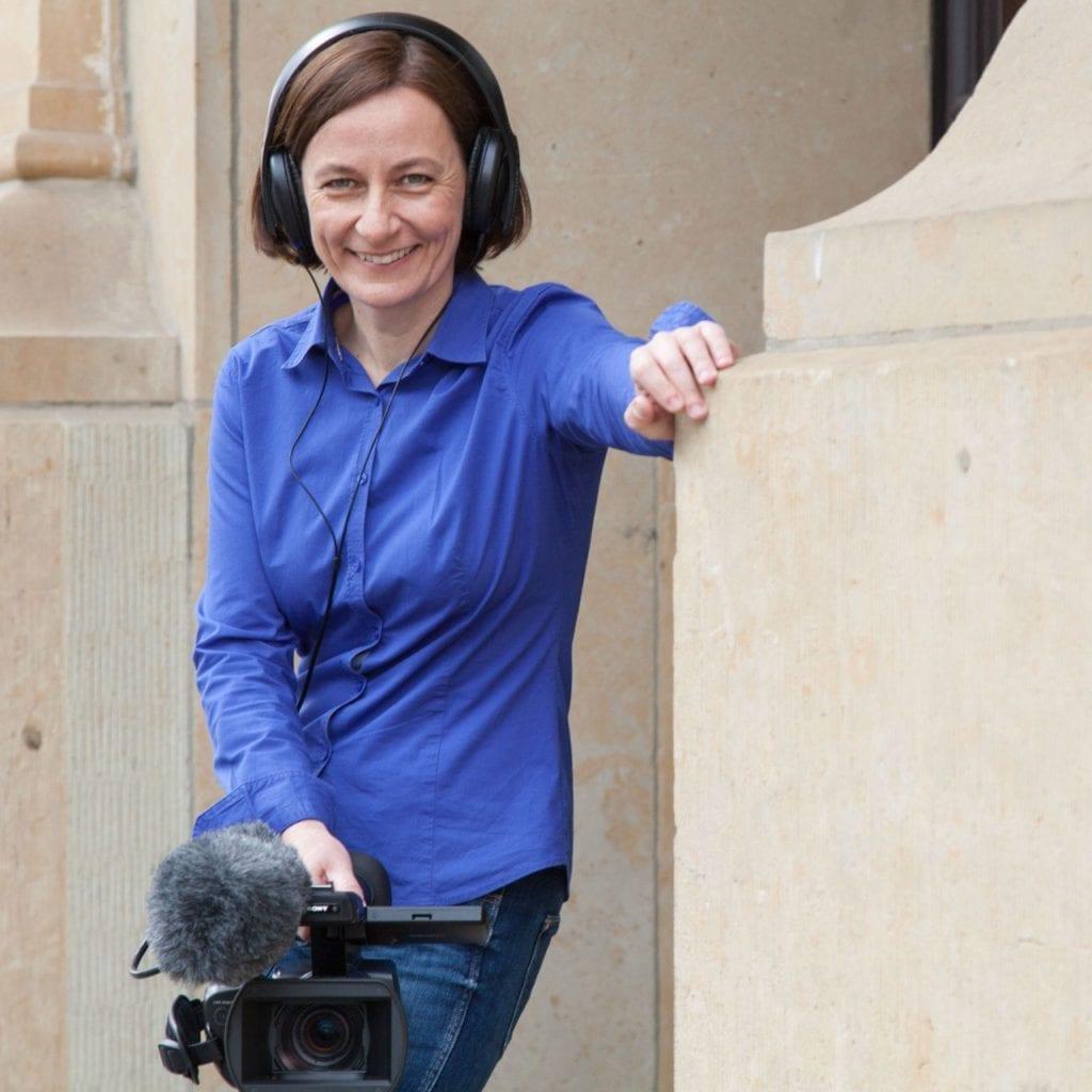 Katarzyna Koslinska, Geschäftsführung avidere GbR - Bild-HelenNicolai-BusinessPortraits-de