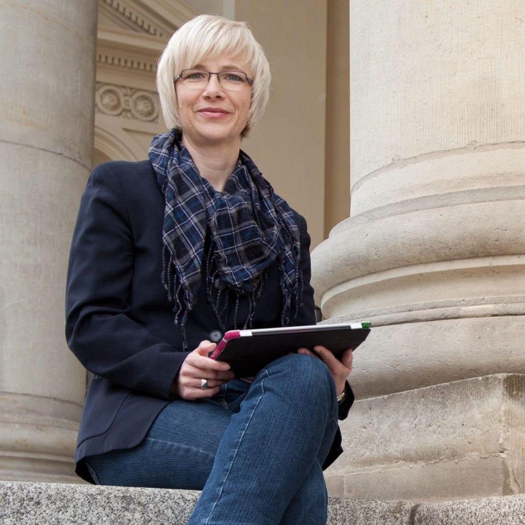 Susanne Rodeck, Geschäftsführung avidere GbR - Bild-HelenNicolai-BusinessPortraits-de
