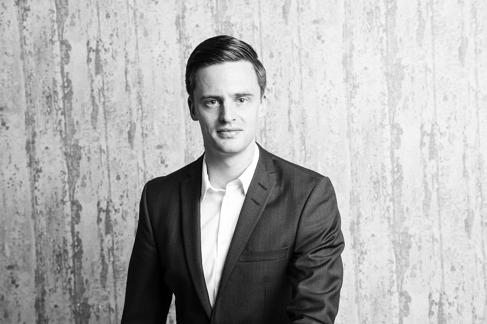 Immobilienexperte Maximilian Zöller - BlueHill Estate Group