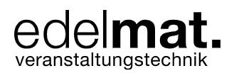 edelmat GmbH Logo